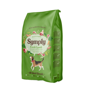 SYMPLY CANE ADULT ALL BREEDS AGNELLO