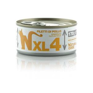 NATURAL CODE UMIDO NATURALE XL4 FILETTI DI POLLO 170 GR