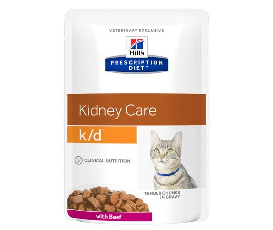 Pd feline prescription diet kd med beef pouch productshot zoom