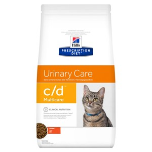 HILL'S PRESCRIPTION DIET C/D MULTICARE POLLO GATTO 1,5 KG