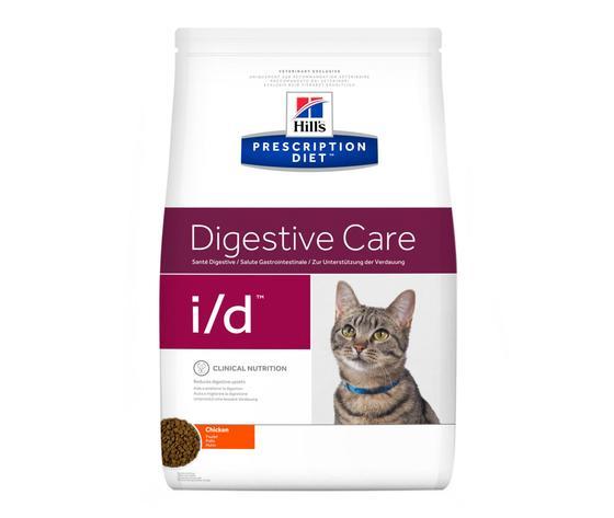Pd feline prescription diet id chicken dry productshot zoom