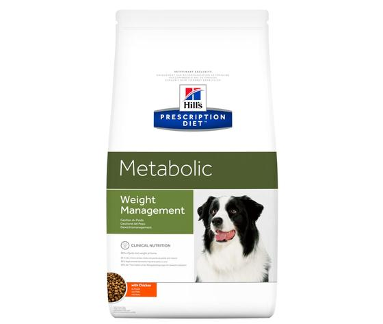 Pd canine prescription diet metabolic original dry productshot zoom