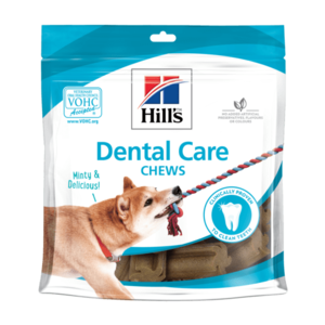 HILL'S DENTAL CARE CHEWS SNACK PER CANI 170 GR