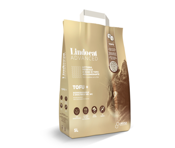 Lindocat advanced tofu plus