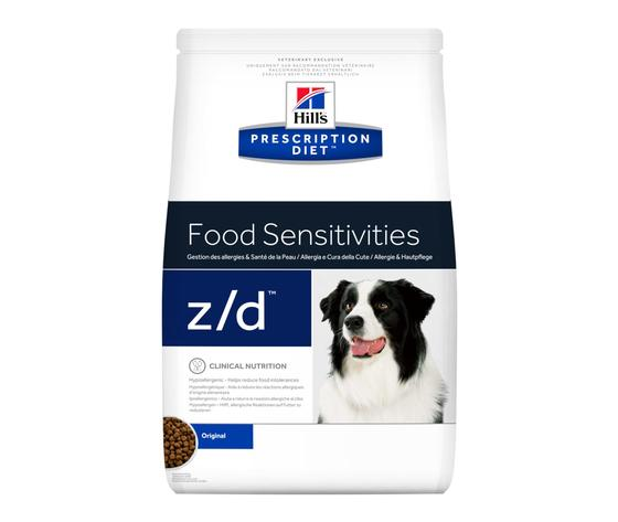 Pd canine prescription diet zd ultra allergen free dry productshot zoom