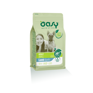 OASY SMALL ADULT LIFESTAGE AGNELLO 3 KG