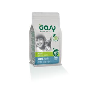 OASY SMALL/MINI ADULT ONE ANIMAL PROTEIN MONOPROTEICO AGNELLO 2,5 KG