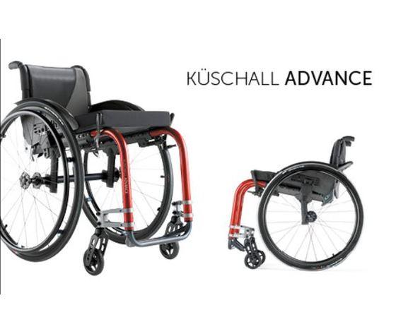 Carrozzella super leggera Rigida Küschall - Küschall Advance