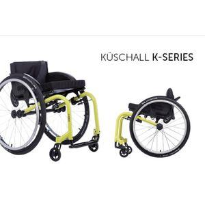 Carrozzella super leggera Rigida Küschall - Küschall K-Series
