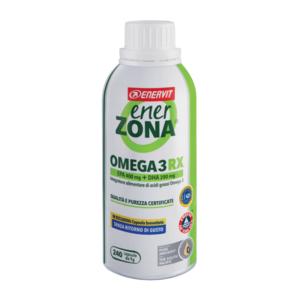 Ener Zona Omega 3 RX EPA 400mg+ DHA 200 mg