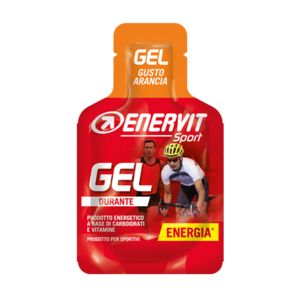 Enervit Gel During Gusto Arancia