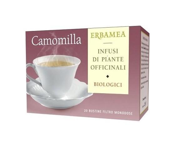 Camomilla 20bust filtro erbamea