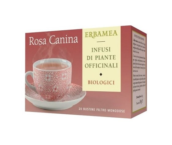 Rosa canina bustine filtro