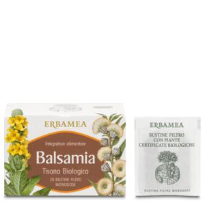 Erbamea Tisana Biologica Balsamia