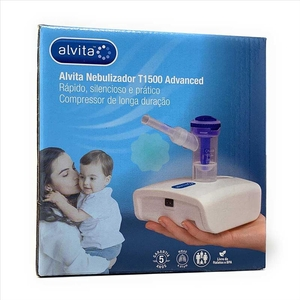 Alvita Nebulizzatore T1500 Advanced