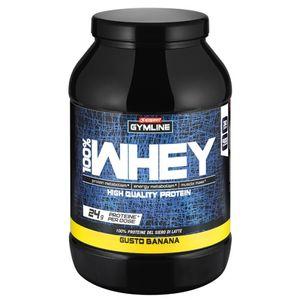 Enervit Gymline 100% Whey Protein Gusto Banana