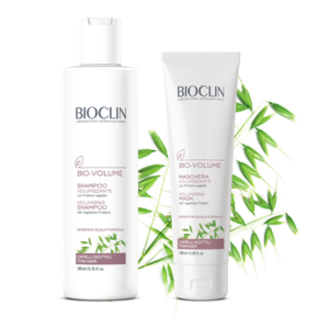 Bioclin Bio-Volume Shampoo Volumizzante + Maschera Volumizzante