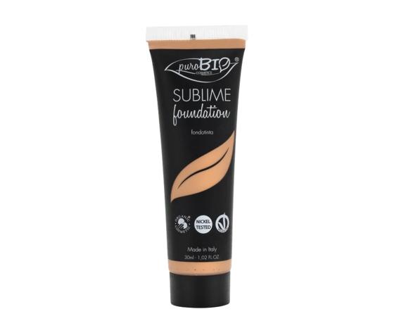Sublime foundation 5 purobio cosmetics