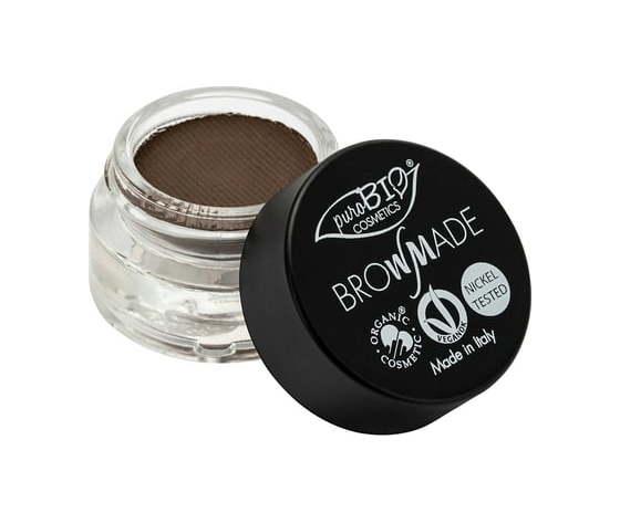 Purobio cosmetics browmade pasta per sopracciglia 03 tortora scuro 1352060 it