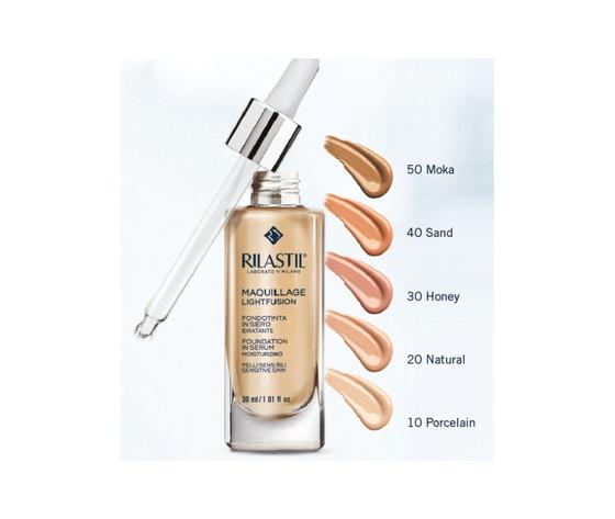 Rilastil maquillage fondotinta siero 30 30ml