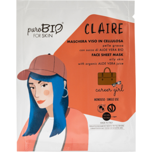 PuroBIO Claire Machera Viso in Cellulosa Career Girl n 17
