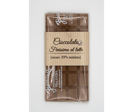 Barretta al cioccolato al latte
