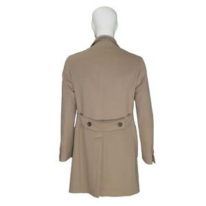 Cappotto uomocolore cammello  100% - Modello CSBMM3W