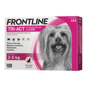 FRONTLINE TRI-ACT 2-5KG