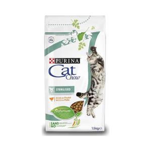 TONUS CAT CHOW STERILIZED POLLO 10Kg