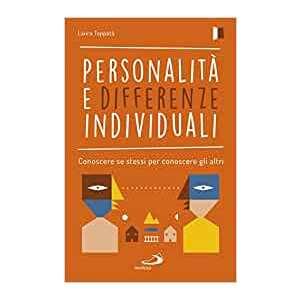 Personalità e differenze individuali Laura Tappatà
