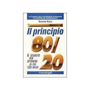 Il principio 80-20 Richard Koch