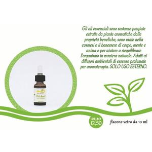 Olio essenziale Patchouli Malacca
