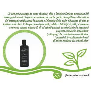 Olio prezioso rigenerante - antiaging e miorilassante