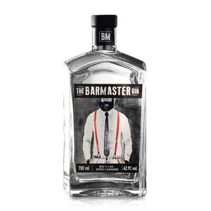 THE BARMASTER GIN BONAVENTURA MASCHIO LT 1