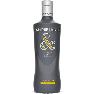 AMPERSAND LONDON DRY GIN CITRUS FLAVOUR CL 70
