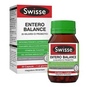SWISSE ENTERO BALANCE PROBIOTICI
