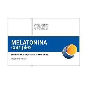 MELATONINA COMPLEX FARMACIA PERANI 30 COMPRESSE
