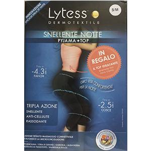 LYTESSE PYJAMA TRIPLA AZIONE + TOP IDRATANTE