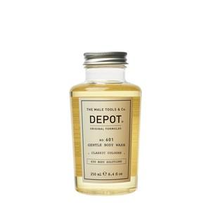 No.601 GENTLE BODY WASH mystic amber .250ML DEPOT