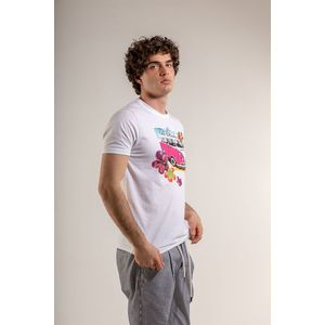 T-SHIRT STAMPA THE OCEAN MARKUP