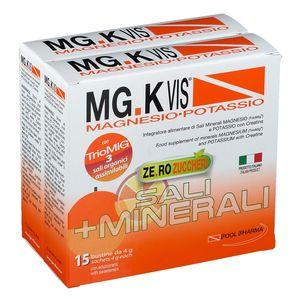 Mgk Vis Orange Zero Zuccheri 15+15 bustine