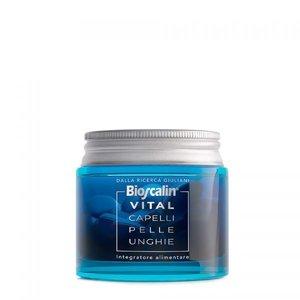Bioscalin Vital Capelli Pelle Unghie 60 compresse