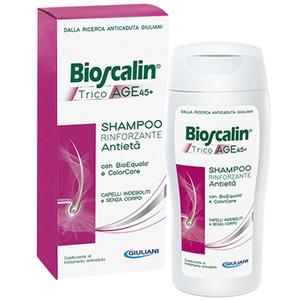 Bioscalin Shampoo Rinforzante Antietà