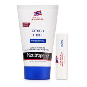 Neutrogena Mani Profumato 75ml + Lipstick Bundle 4,8g