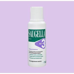 Saugella ACTI3 Detergente Intimo 250ml