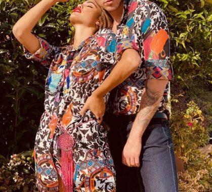 Antica sartoria positano camicia donna colore nero vc202 400x498