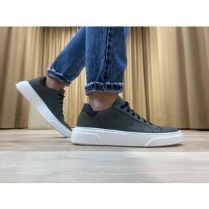 Sneakers in Vera Pelle col. Verde