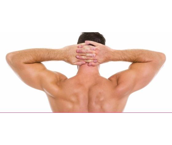 Depilazione spalle