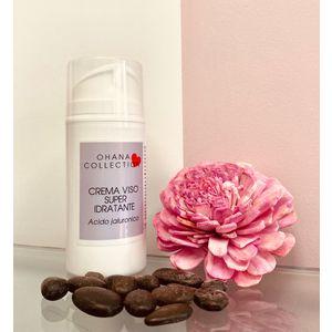 Crema anti età al'acido ialuronico