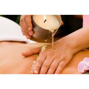 Massaggio alla candela